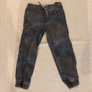 Old Navy boys palm joggers